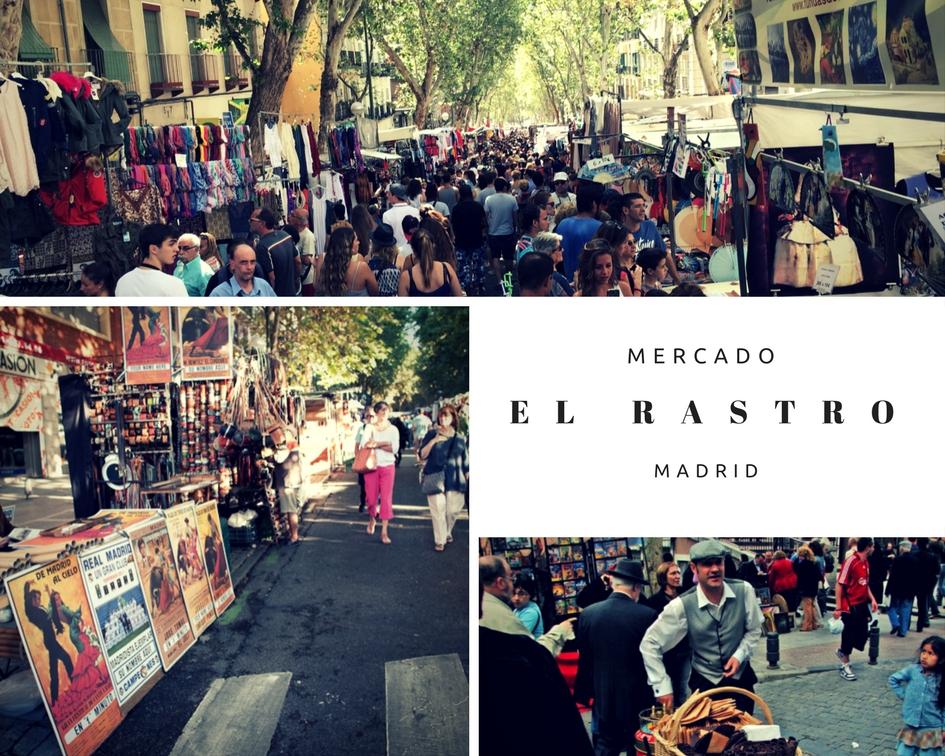 Un paseo por los secretos de el barrio de el rastro de madrid - El rastro del electrodomestico ...