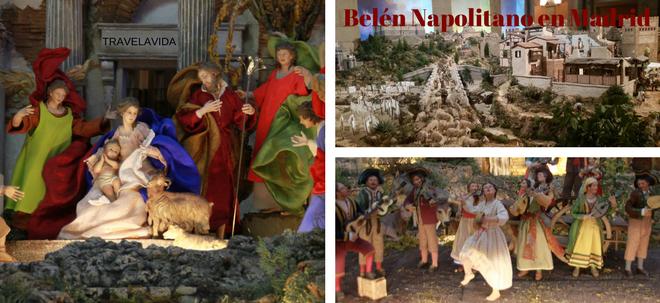 Belen Madrid Navidad